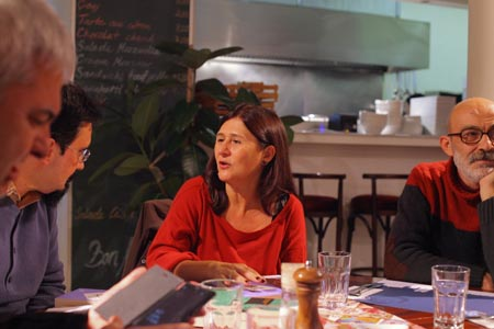 Nilüfer Erdem, Jacques Lacan çevirisiyle İstanbul Psikanaliz Derneği'nin ödülüne layık görüldü
