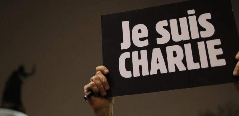 Charlie Hebdo'ya Yönelik Saldırıyı Lanetliyoruz